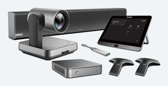 Yealink MVC840 Microsoft Teams Video Conferencing Kit for Large Rooms