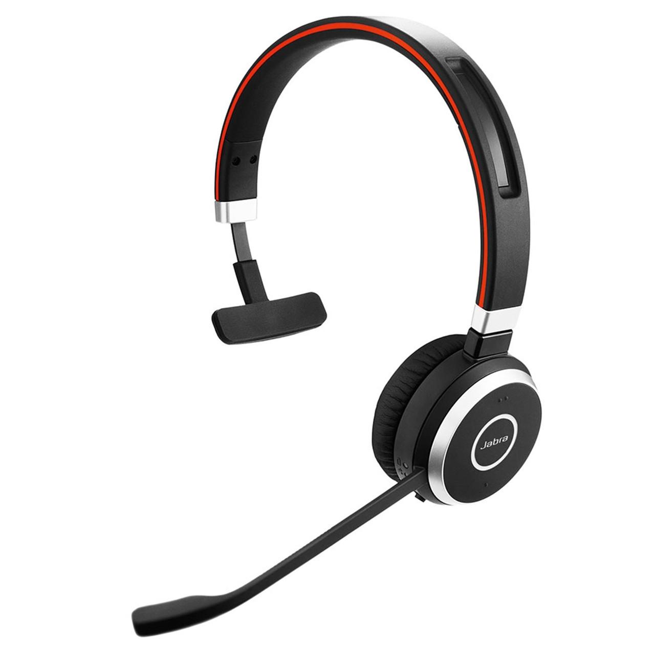 Jabra Evolve 65 Uc Mono Bluetooth Headset 6593 829 409