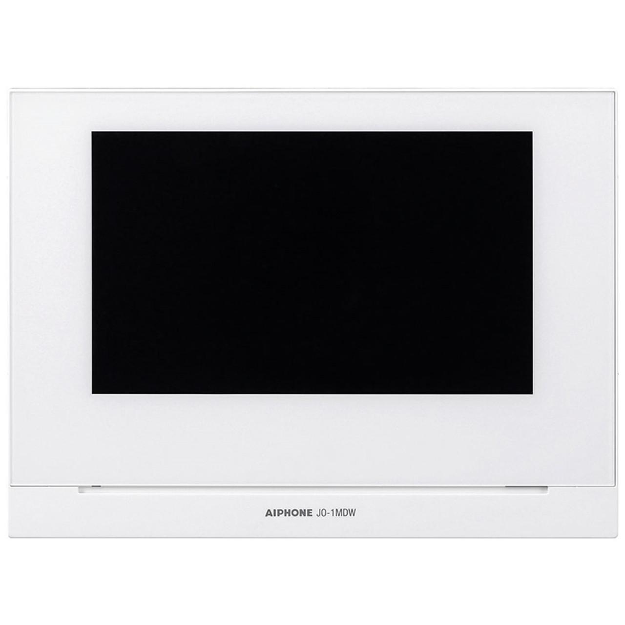 blanc LCD 17,8 cm plastique r/ésine CMOS. Aiphone JOS-1F Syst/ème d/'intercommunication de vid/éo IP54