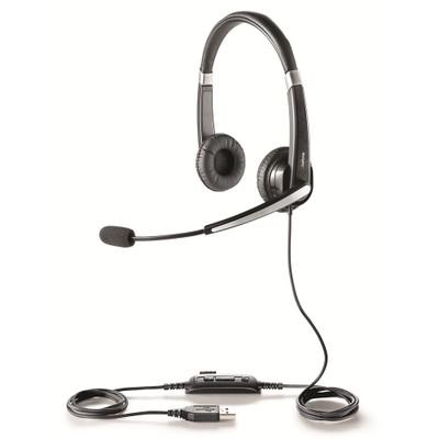 Jabra Evolve 80 Duo Headset Skype For Business 7899 823 109