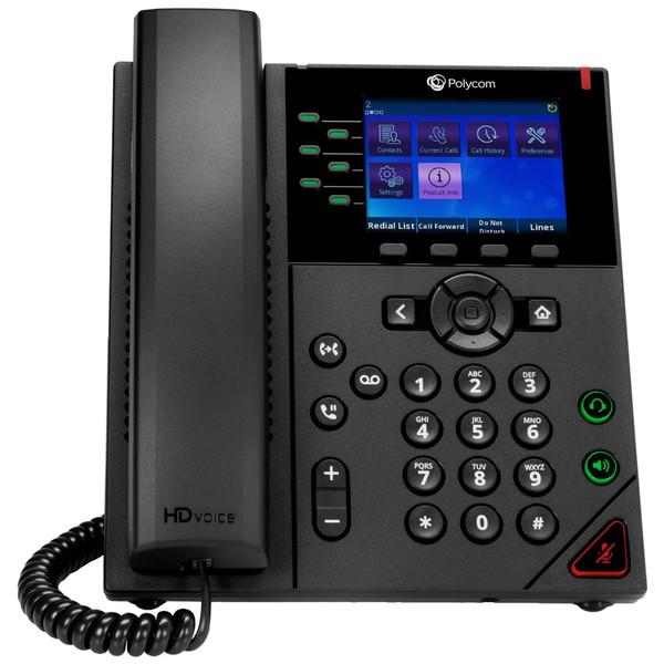 Polycom VVX 350 OBi Edition IP Phone - 2200-48832-025