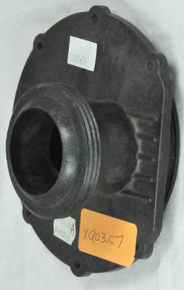 PENTAIR | Face plate side, self-drain | 39502500