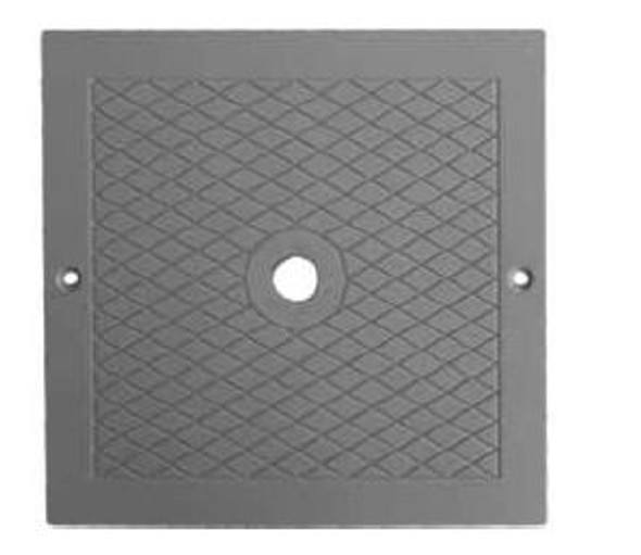 CUSTOM MOLDED PRODUCTS | SQUARE SKIMMER COVER, BLACK | 25538-004-000