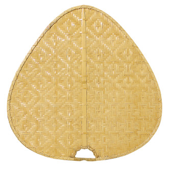Palisade Blade Set of 8 - 22 inch - Wide Oval Bamboo-C (90 PAD1C)