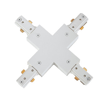 X CONNECTOR,WHITE (1550-02)