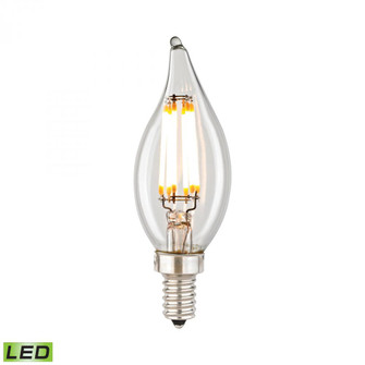 LED Bulb - 6 Watts, B11 E12 Candelabra Base, 2700K (91|1112)