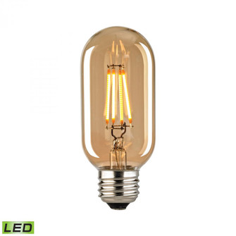 Medium LED 3-watt Bulb with Light Gold Tint (91|1111)