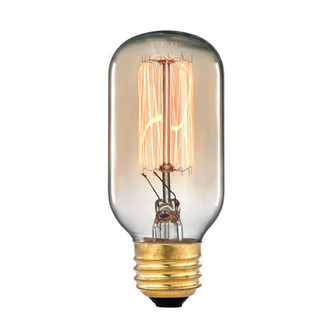 Filament Bulb - Gold, 60 Watts, A19 E26 Medium Base (91|1102)
