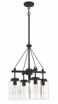 4 Light Outdoor Chandelier (20|52124-ESP)