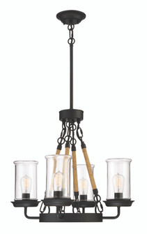 4 Light Outdoor Chandelier (20|52024-ESP)