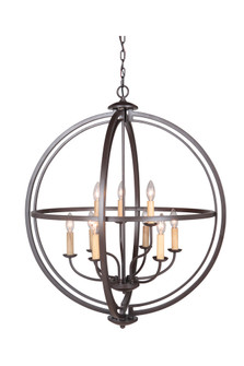 9 Light Foyer (20|40139-ESP)