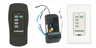 Remote AND Wall Universal Controls (20|UCI-2000-2)