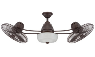 "48"" Dual Head Ceiling Fan w/Blades & Light Kit (20