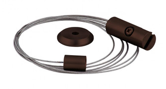 Besa 10Ft. Adjustable Cable Support Bronze (127|R12-CBL120-BR)