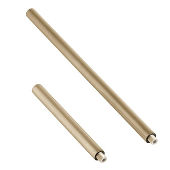 Polished Brass Ext Pipe (1) 6'' and (1) 12'' (4774|PIPE-138)