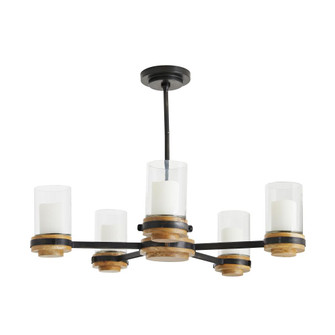 Sumter Candle Chandelier (4774|DW82003)