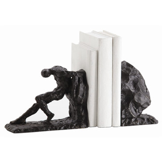 Jacque Bookends, Set of 2 (4774 3127)