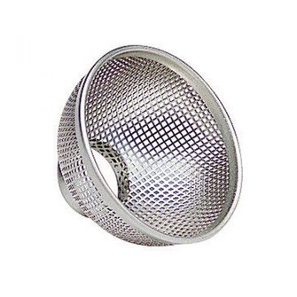 MESH BULB SHIELD FOR 204, 214 MR16 SIZE (16 MBS-16-WT)