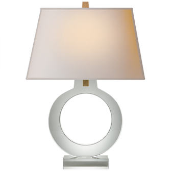 Ring Form Large Table Lamp (279|CHA 8970CG-NP)