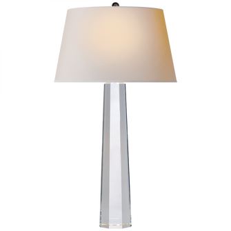 Octagonal Spire Large Table Lamp (279|CHA 8951CG-NP)