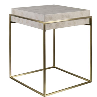 Uttermost Inda Modern Accent Table (85|25100)