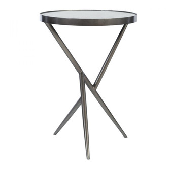Uttermost Absalom Round Accent Table (85|25374)