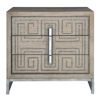 Uttermost Devya Gray Oak Accent Chest (85|25369)