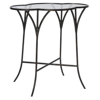 Uttermost Adhira Glass Accent Table (85|25368)