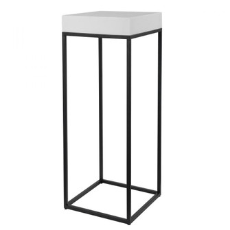 Uttermost Gambia Marble Plant Stand (85|24935)