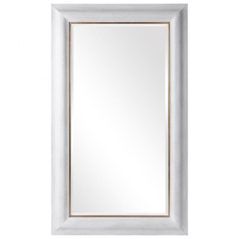 Uttermost Piper Large White Mirror (85|09609)