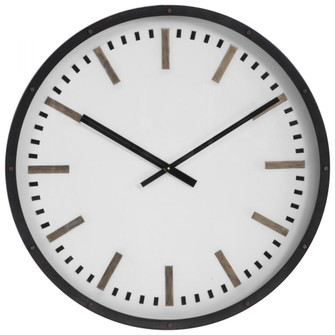 Uttermost Fleming Large Wall Clock (85|06103)