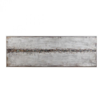 Uttermost Cracked Sidewalk Abstract Art (85|34374)