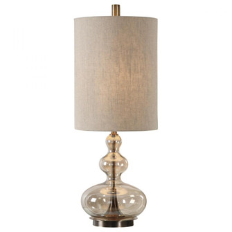 Uttermost Formoso Amber Glass Table Lamp (85|29538-1)