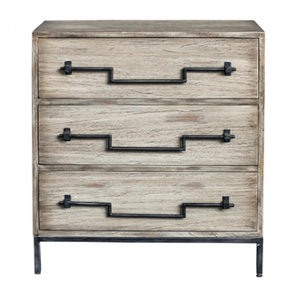 Uttermost Jory Aged Ivory Accent Chest (85 25810)