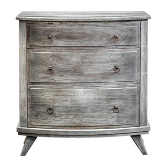 Uttermost Jacoby Driftwood Accent Chest (85 25806)