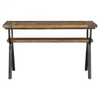 Uttermost Domini Industrial Console Table (85|24775)