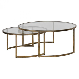 Uttermost Rhea Nested Coffee Tables S/2 (85|24747)