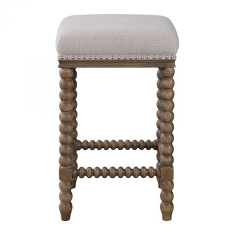 Uttermost Pryce Wooden Counter Stool (85|23495)
