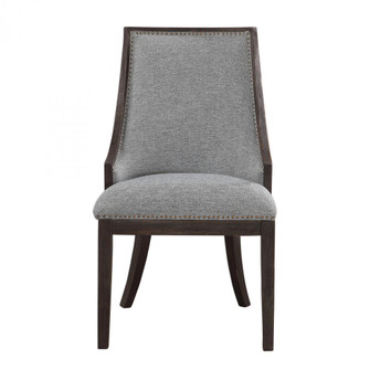 Uttermost Janis Ebony Accent Chair (85|23481)