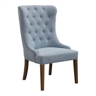Uttermost Rioni Tufted Wing Chair (85|23473)