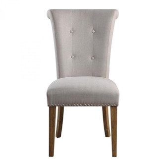 Uttermost Lucasse Oatmeal Dining Chair (85|23374)