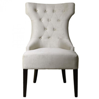 Uttermost Arlette Tufted Wing Chair (85 23239)