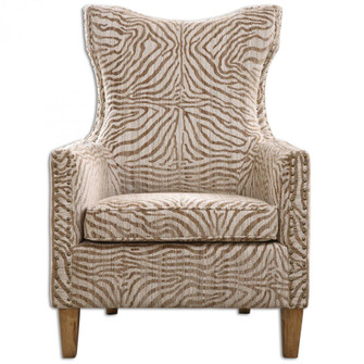Uttermost Kiango Animal Pattern Armchair (85|23208)