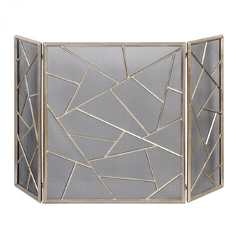 Uttermost Armino Modern Fireplace Screen (85|20072)