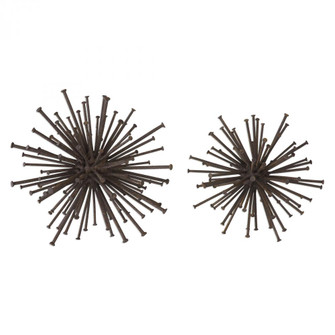 Uttermost Aric Nail Spheres S/2 (85 18708)