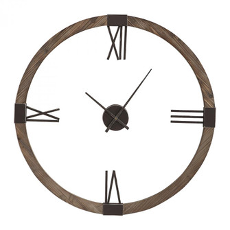 Uttermost Marcelo Modern Wall Clock (85|06454)