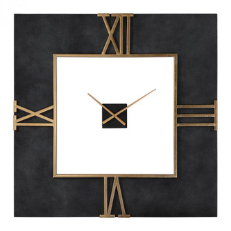 Uttermost Mudita Square Wall Clock (85|06448)