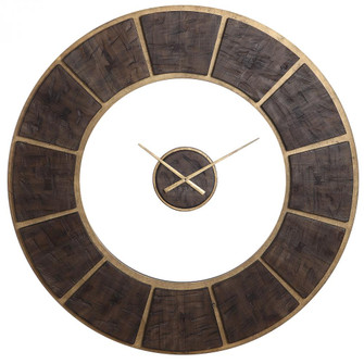 Uttermost Kerensa Wooden Wall Clock (85|06102)