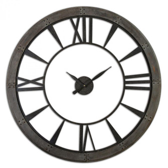 Uttermost Ronan Wall Clock, Large (85|06084)