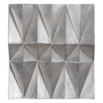Uttermost Maxton Multi-Faceted Panels S/3 (85|04052)